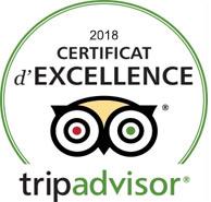 Tripadvisor excellence quad millau